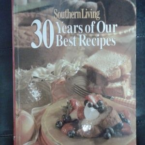 Cook book Southern Living 30 years of best recipes